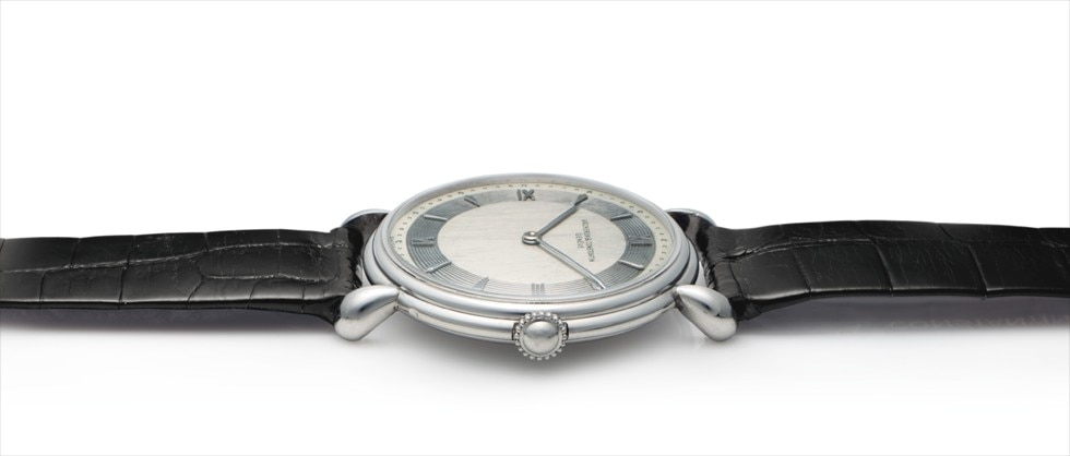 $605,000: record sale at Christie's for a platinum minute repeater watch  - Big